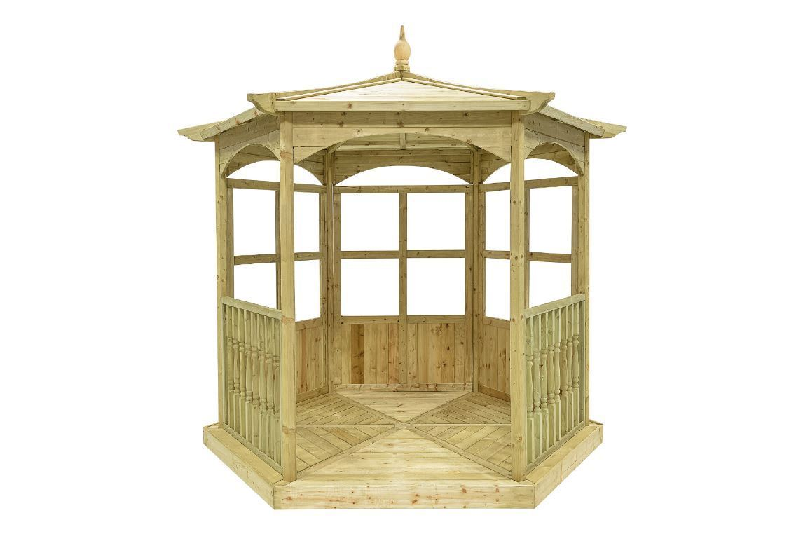 The Budleigh Gazebo - Model B