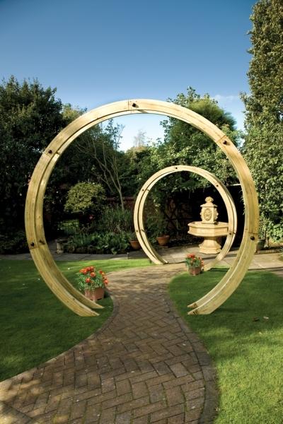 Garden structures for sale modern traditional designs for Garden arches designs