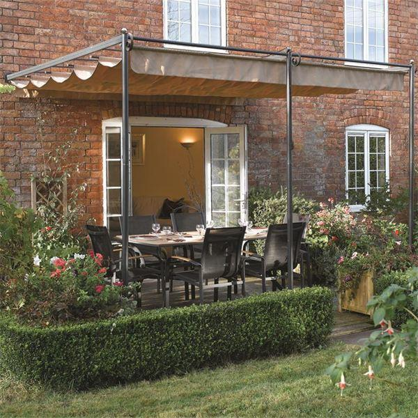 Wooden Pergolas & Garden Pergola Kits For Sale | Gazebo Direct
