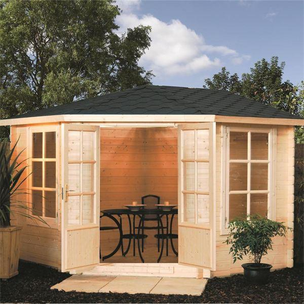 Kestrel Wooden Summerhouse