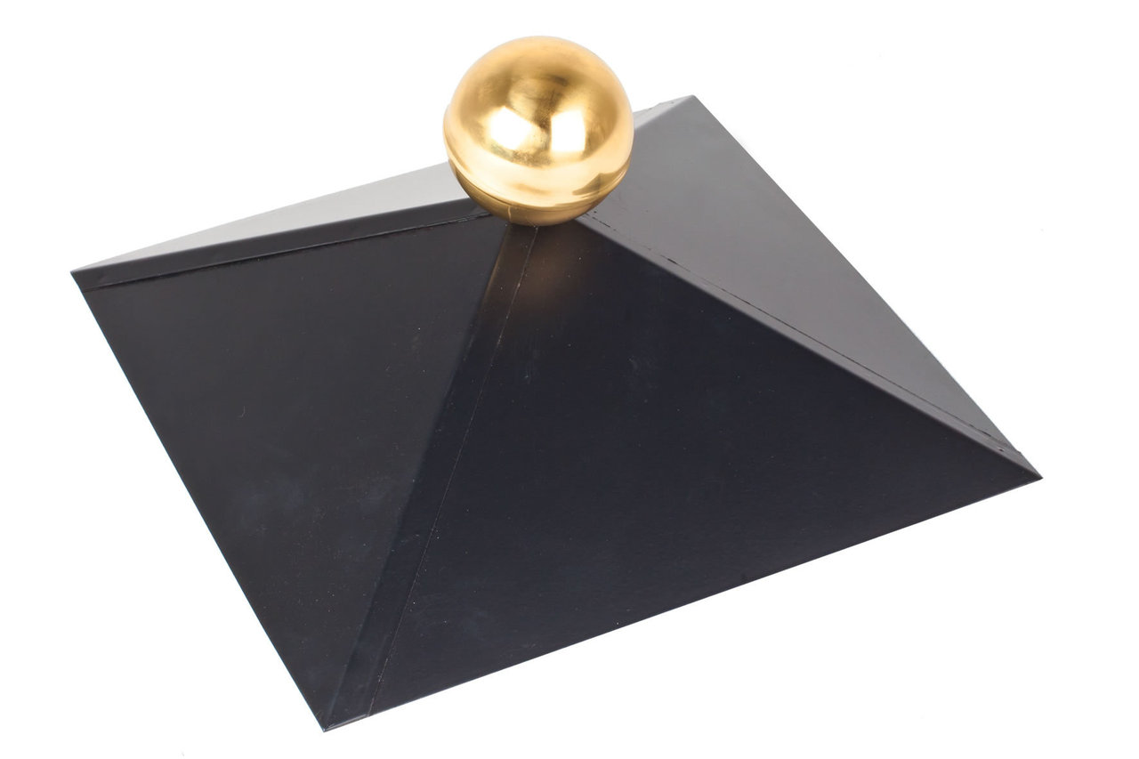 Square Metal Roof Finial Gazebo Direct