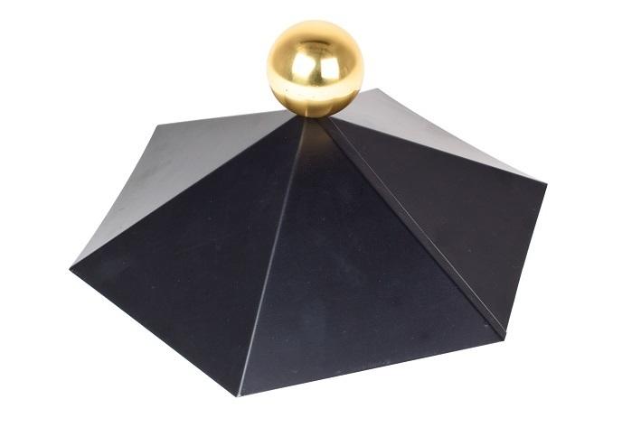 Hexagonal Metal Roof Finial Gazebo Direct