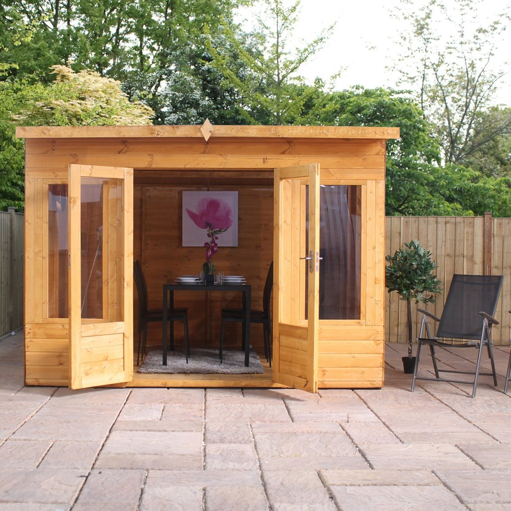 10 x 8 Helios Summerhouse