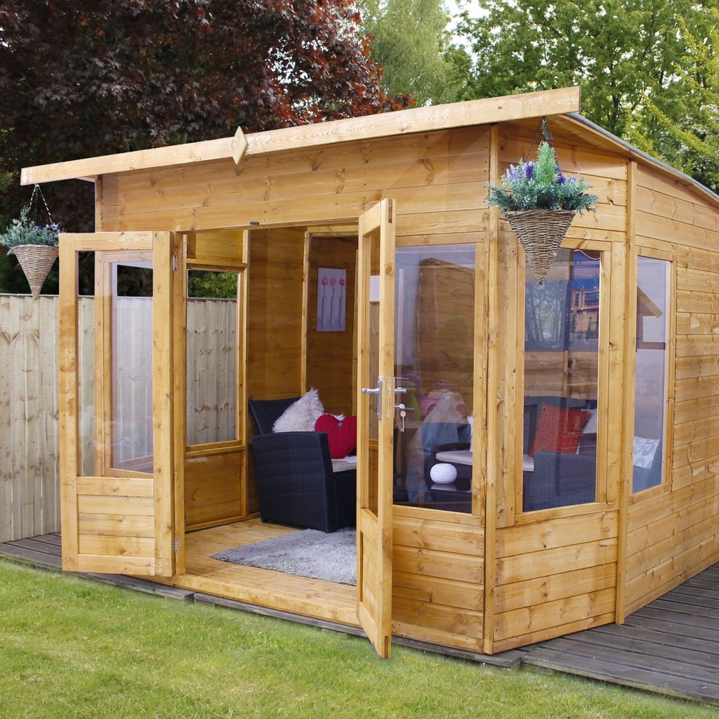 10 x10 Helios Summerhouse