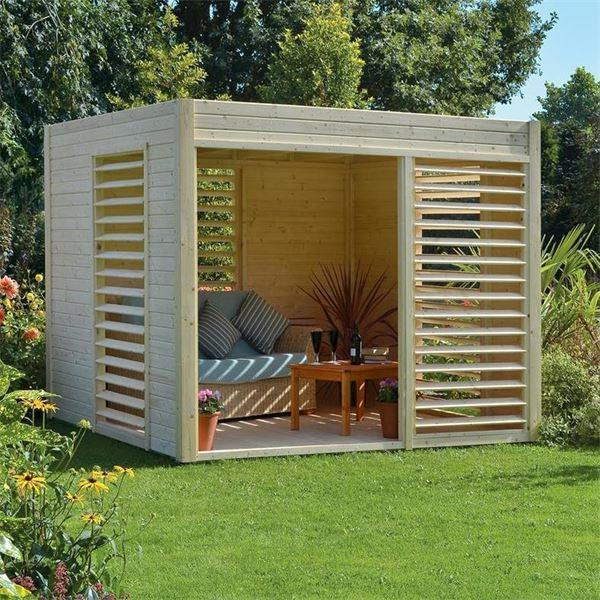Garden structures for sale modern traditional designs for Garden pavilion designs