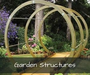 Timber Garden Structures
