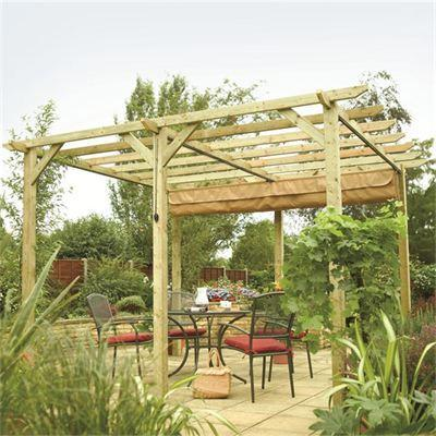 Garden Canopy Wooden Metal Canopies for Sale Gazebo Direct