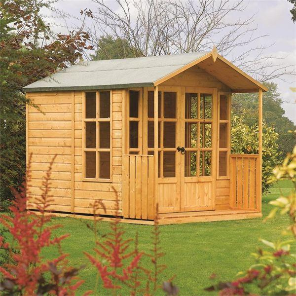 Arley Summerhouse  7x7
