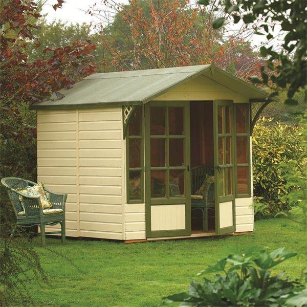 Eaton Summerhouse 7 x 7