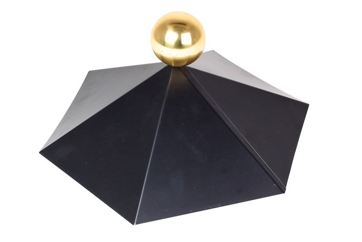 Hexagonal Metal Roof Finial Gazebo Direct