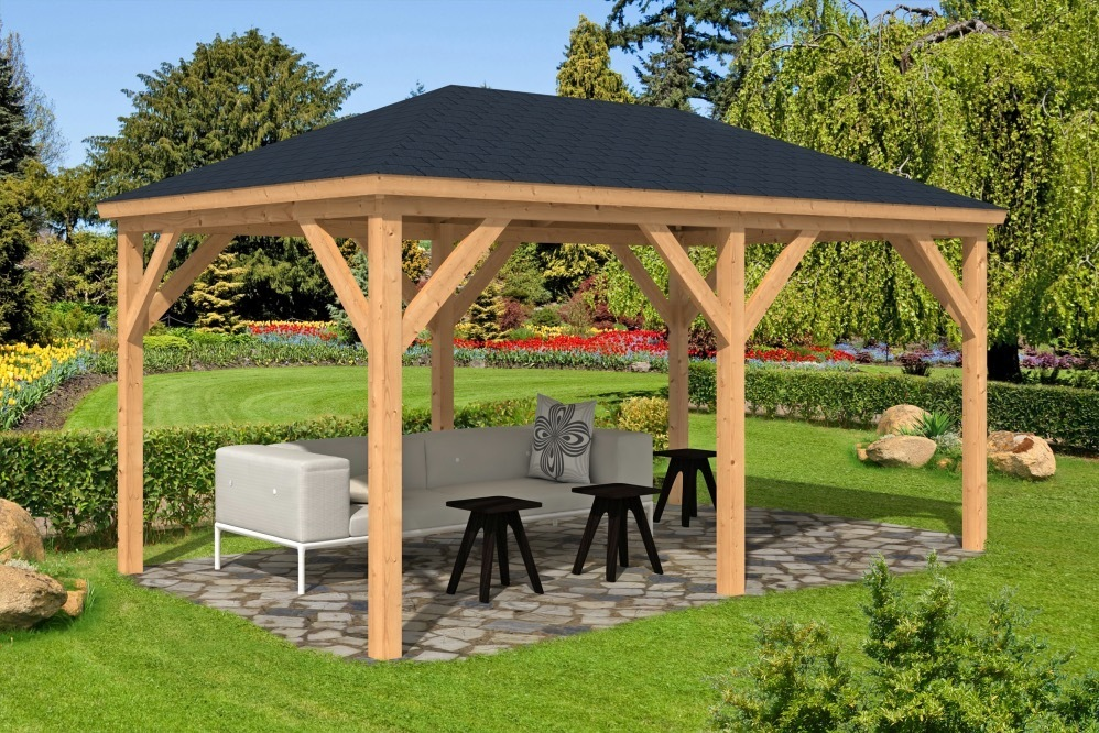 Buy Wooden Garden Gazebos Garden Structures Online Gazebo Direct