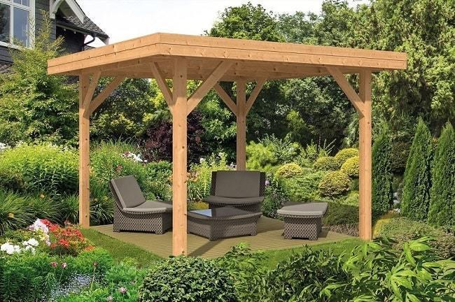 Buy Wooden Garden Gazebos Amp Garden Structures Online