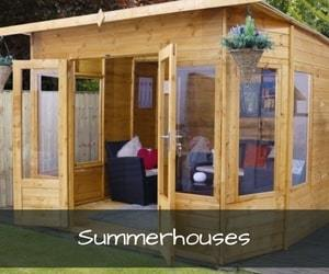 Summerhouses & Log Cabins